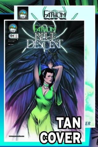 Fathom: Blue Descent #2 (Cover B)