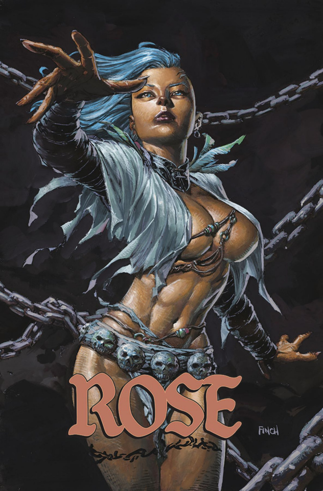 Rose #6 (Finch Cover)