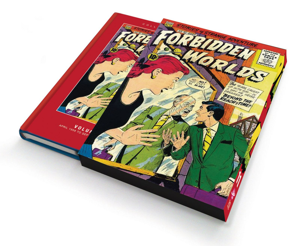 Forbidden Worlds Vol. 11 (Slipcase Edition)