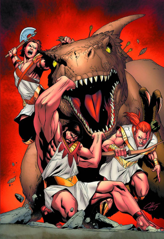Archer & Armstrong #0 (Henry Cover)