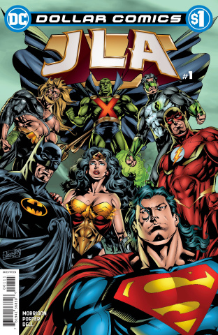 JLA #1 (Dollar Comics)