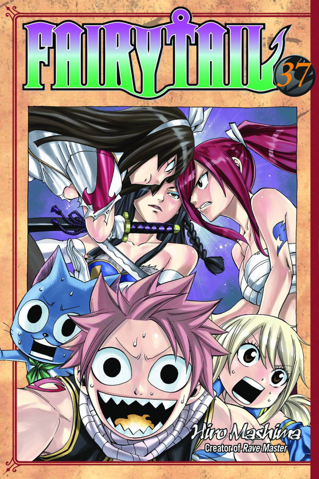 Fairy Tail Vol. 37