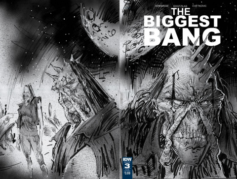 The Biggest Bang #3 (Subscription Cover)