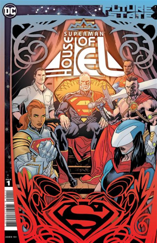 Future State: Superman - House Of El #1 (Yanick Paquette Cover)