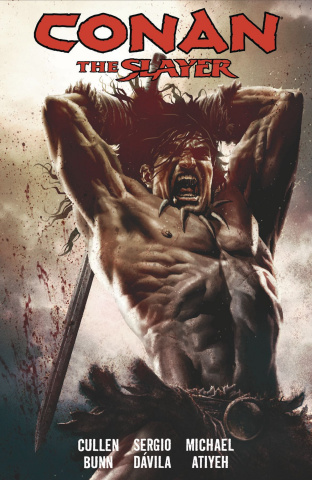 Conan the Slayer Vol. 1: Blood in His Wake