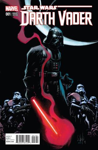 Darth Vader #1 (Portacio Cover)