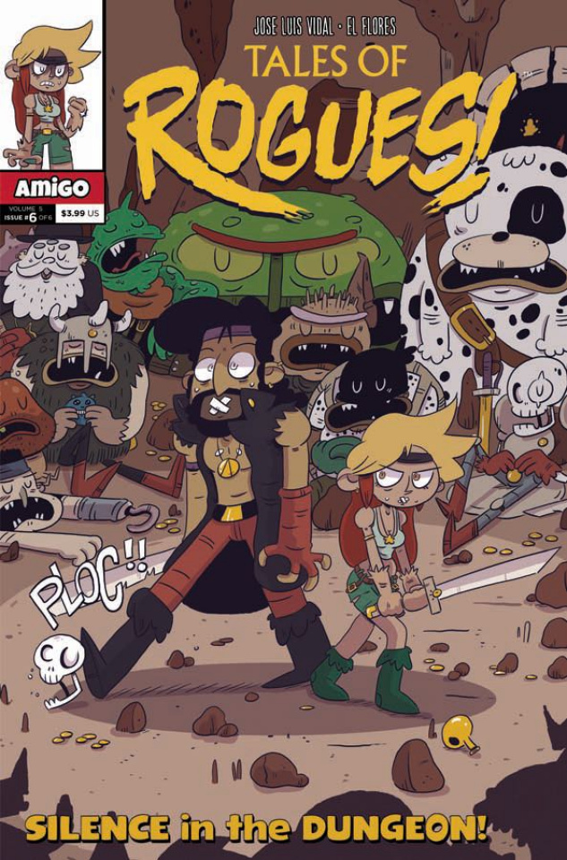 Tales of Rogues! #6