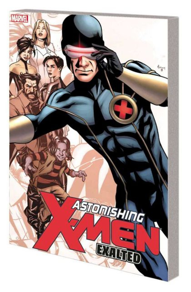 Astonishing X-Men Vol. 9: Exalted