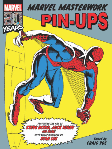 Marvel Masterworks Pin-Ups