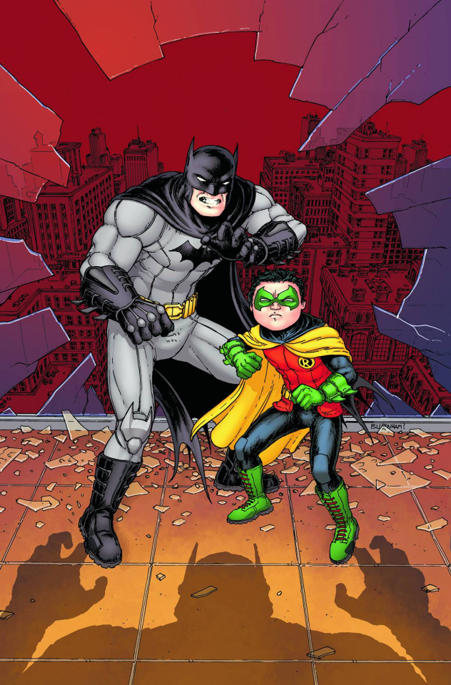 Batman Incorporated Vol. 2: Gotham's Most Wanted