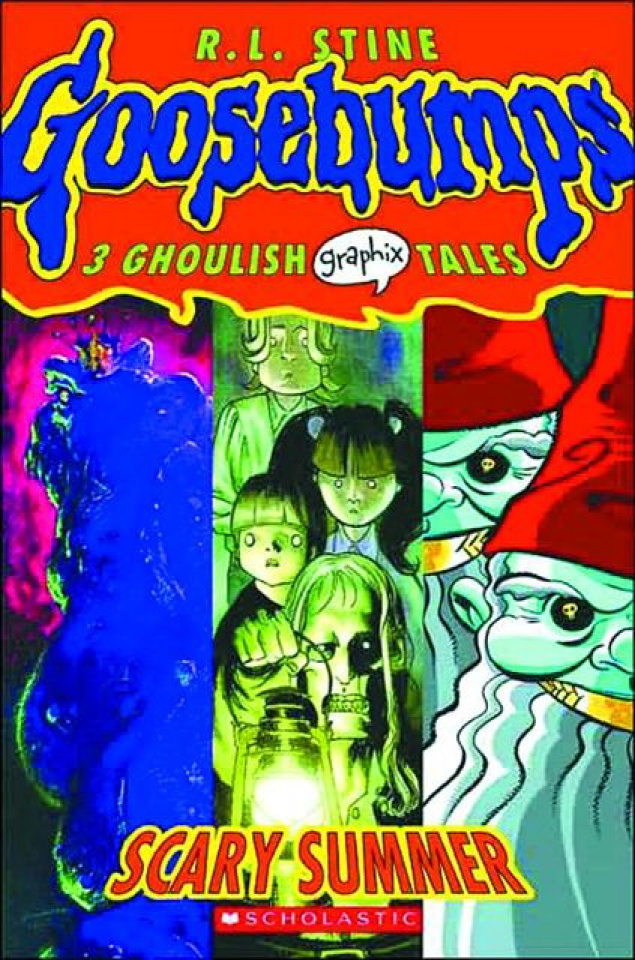 Goosebumps Vol. 3: Scary Summer