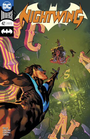 Nightwing #42 (Variant Cover)