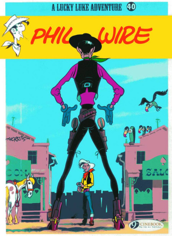 Lucky Luke Vol. 40: Phil Wire