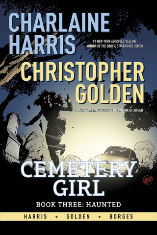 Cemetery Girl Vol. 3: Haunted