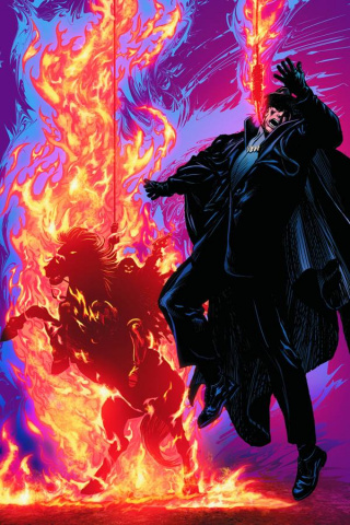 The Phantom Stranger #3
