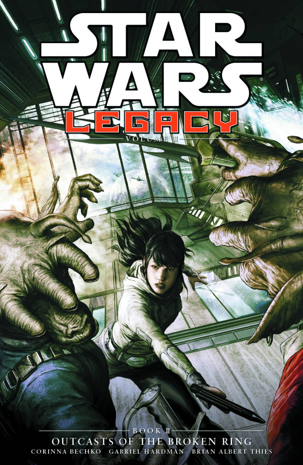 Star Wars: Legacy Vol. 2: Outcasts of the Broken Ring