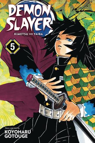 Demon Slayer: Kimetsu No Yaiba Vol. 5