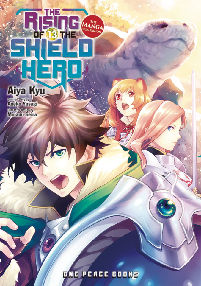 The Rising of the Shield Hero Vol. 13
