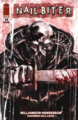 Nailbiter #11 (Nguyen Cover)