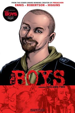The Boys Vol. 2 (Omnibus)