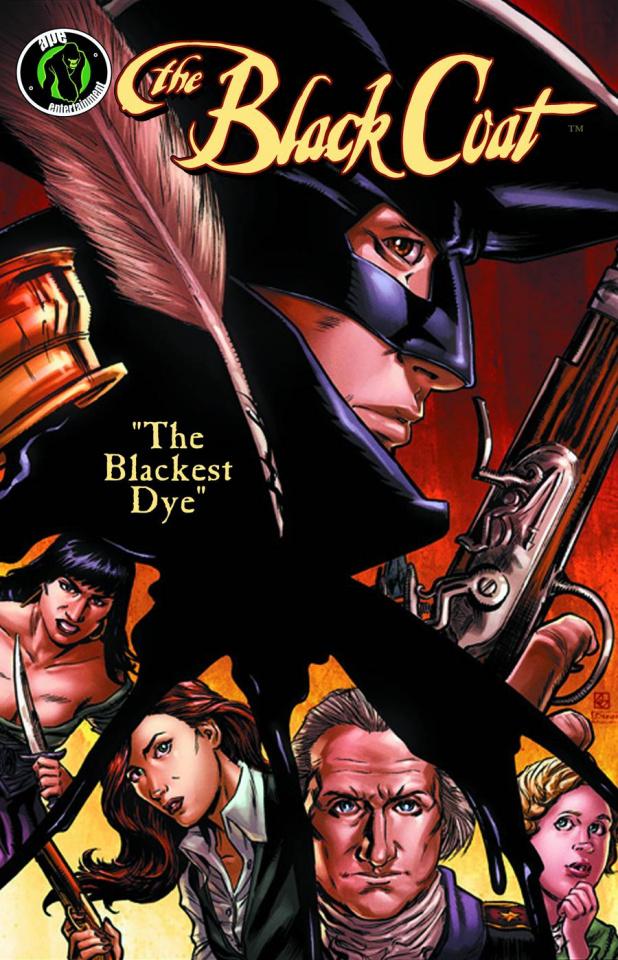 The Black Coat: The Blackest Dye