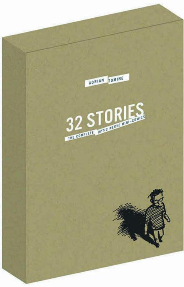 32 Stories: The Complete Optic Nerve Mini-Comics (Box Set)
