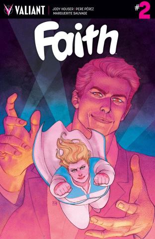 Faith #2 (Wada Cover)