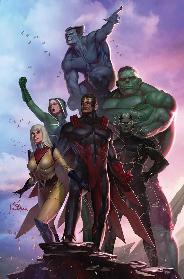 Avengers #690 (Inhyuk Lee Cover)