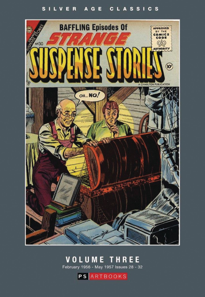 Strange Suspense Stories Vol. 3