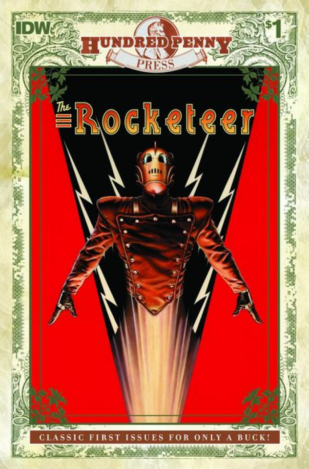 Rocketeer #1 (100 Penny Press)