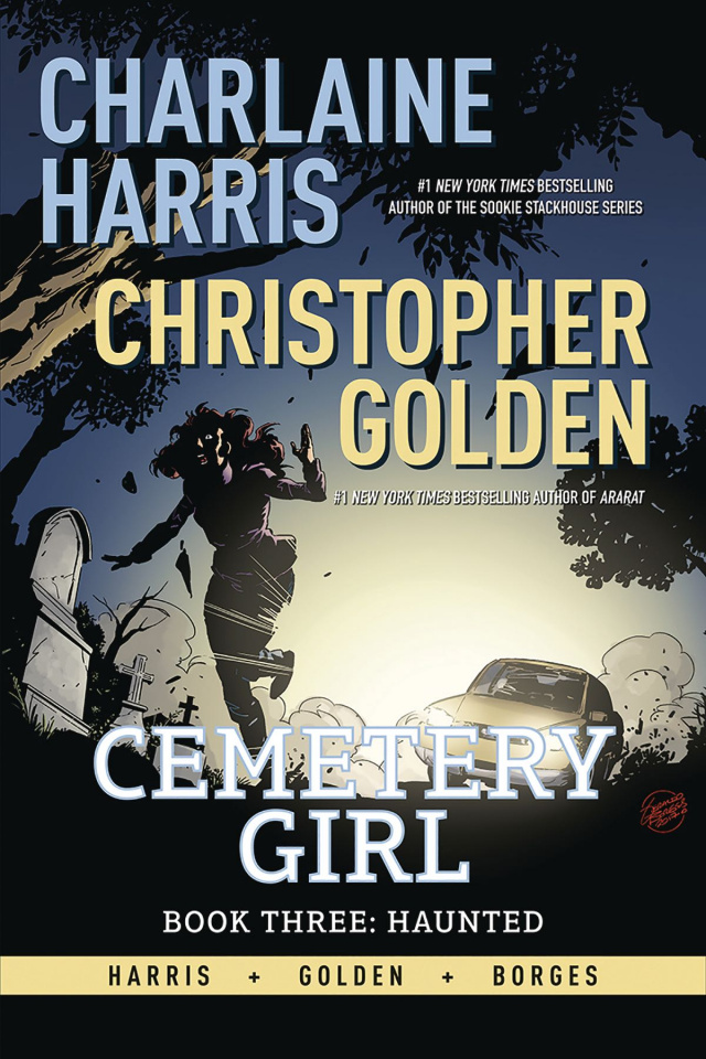 Cemetery Girl Vol. 3: Haunted