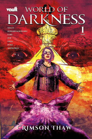 World of Darkness: Crimson Thaw #1 (Campbell Cover)