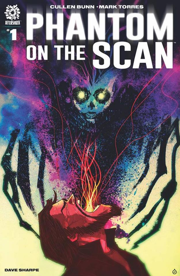 Phantom on the Scan #1 (15 Copy Juan Doe Cover)