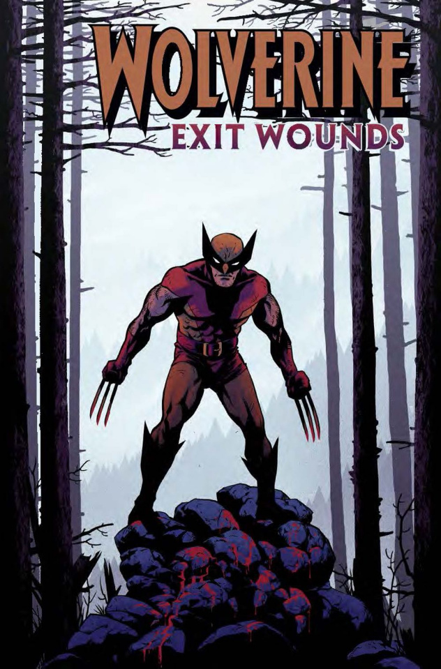 Wolverine: Exit Wounds #1 (Cloonan Cover)