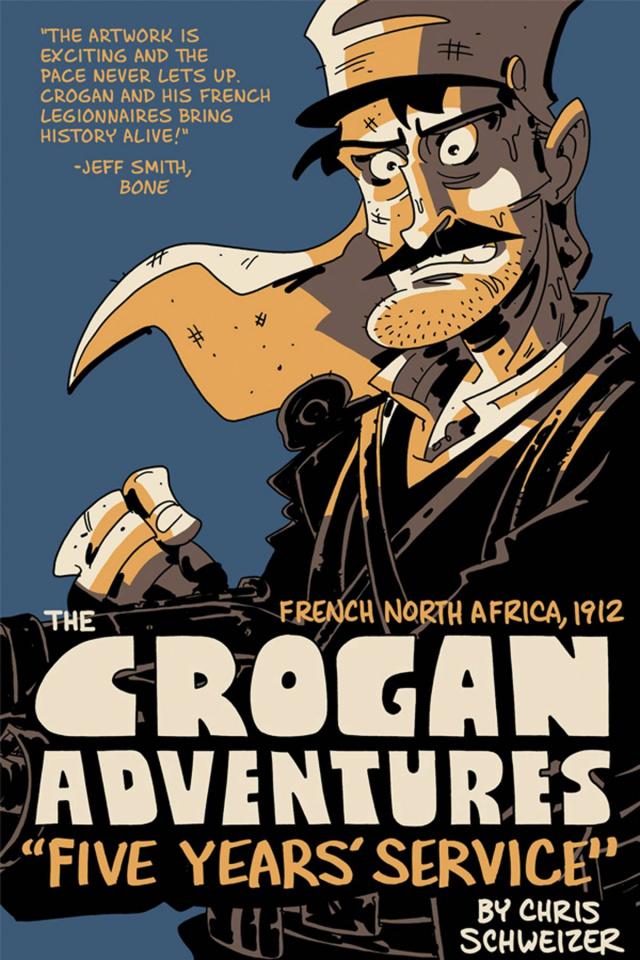 The Crogan Adventures Color Vol. 2: The Last of the Legion
