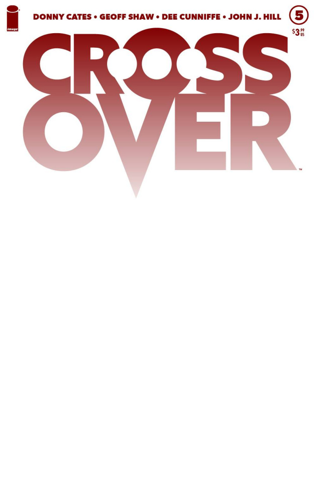 Crossover #5 (Blank Cover)