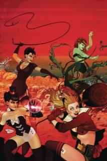 DC Comics Bombshells Vol. 3: Uprising