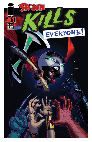 Spawn Kills Everyone! (3rd Printing)