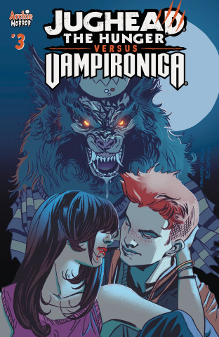 Jughead: The Hunger vs. Vampironica #3 (Pat & Tim Kennedy Cover)