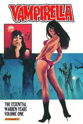 Vampirella: The Essential Warren Years