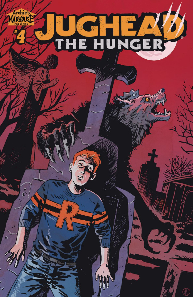Jughead: The Hunger #4 (Walsh Cover)