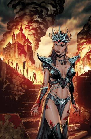 Myths & Legends Quarterly: The Dark Princess #3 (Salazar Cover)