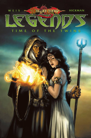 Dragonlance Legends Vol. 1: Time of the Twins