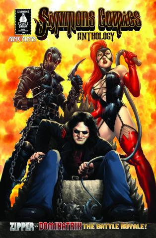Gene Simmons Comics Anthology Vol. 1