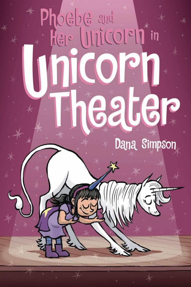 Phoebe and Her Unicorn Vol. 8: Unicorn Theater