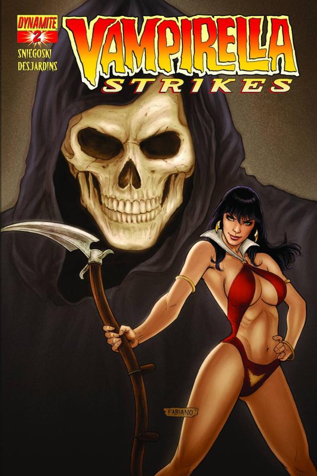 Vampirella Strikes #2 (Neves Cover)