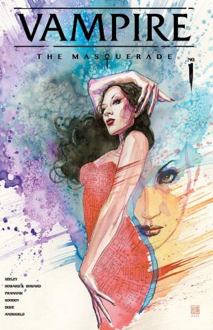 Vampire: The Masquerade #1 (Mack Cover)