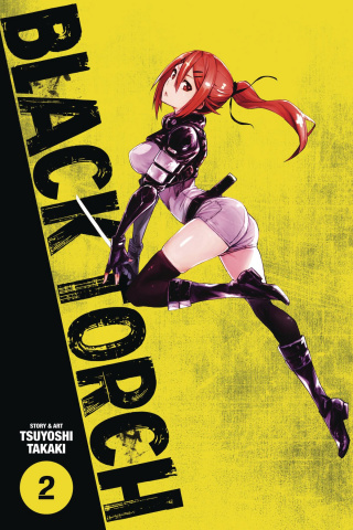 Black Torch Vol. 2