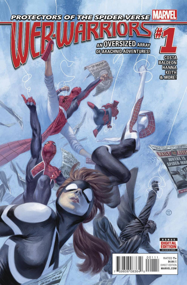 Web Warriors #1