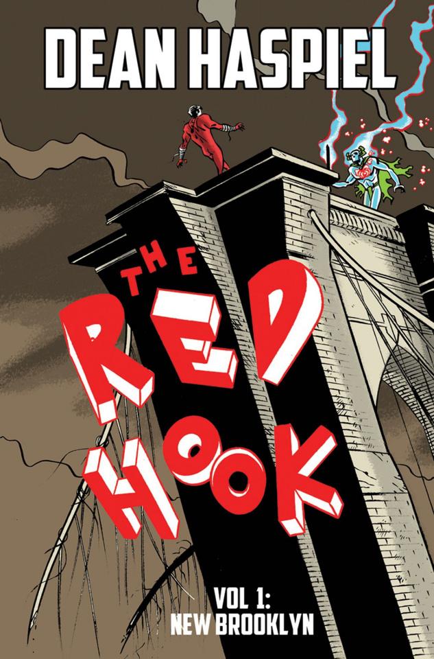 Red Hook Vol. 1: New Brooklyn